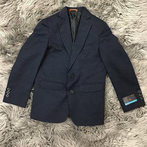 Dockers   Kid's Suit Jacket   Navy   8 Regular